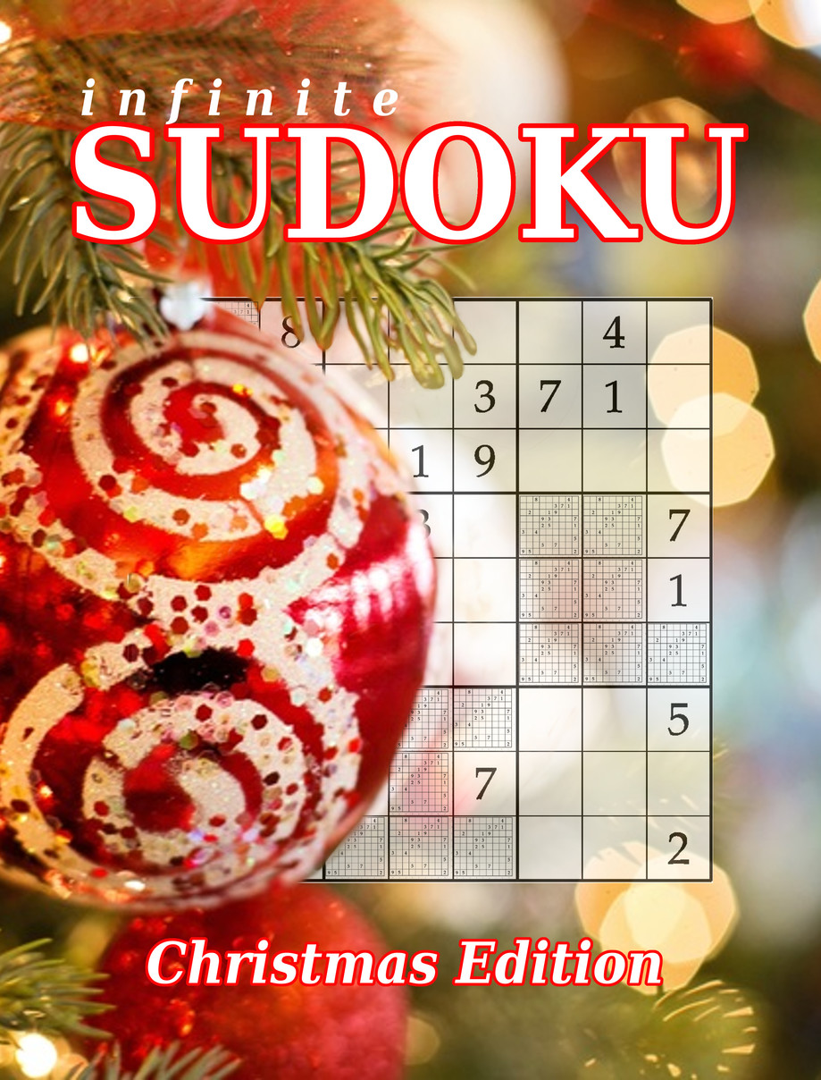 Christmas Infinite Sudoku cover